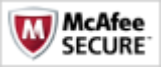 McAfee SECURE Badge  - DriverFix for Windows
